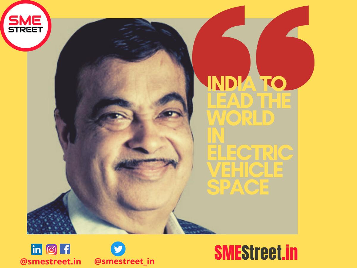 NItin Gadkari, Vehicle Transport, SMESTreet, EV