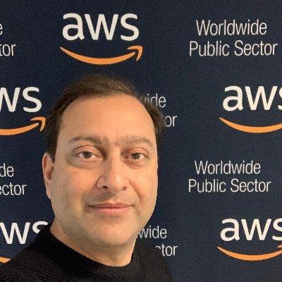 Rahul Sharma, AWS,