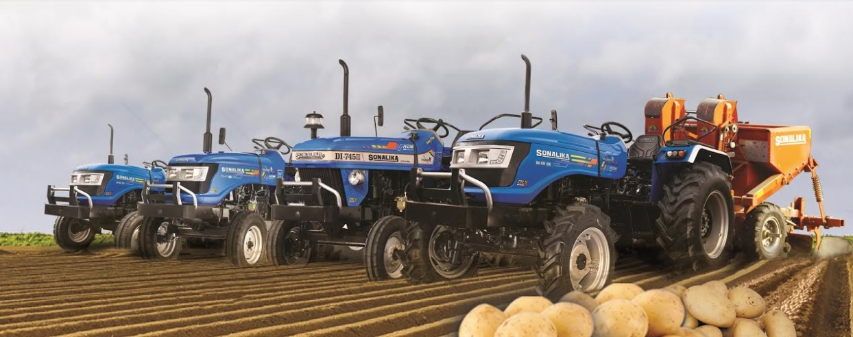 Sonalika Registers its Highest Ever Overall January Sales of 10,158 Tractors, Clocks 46% Growth in Domestic Market