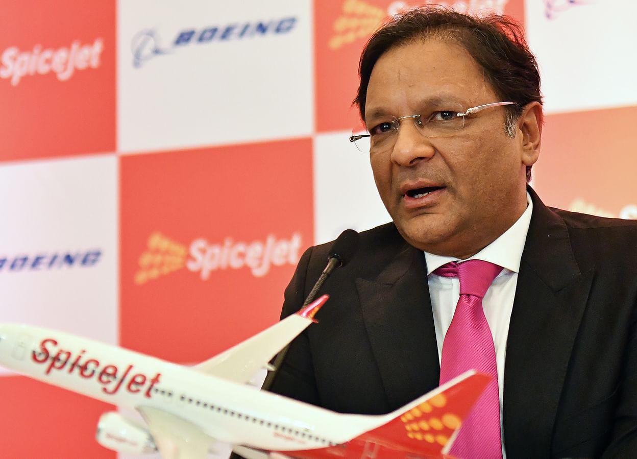 Ajay Singh, SpiceJet