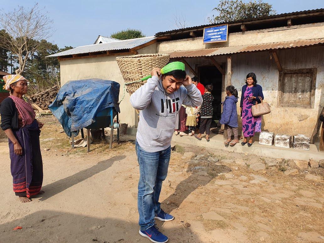 Ruchit Garg, Harvesting, Agri Tech