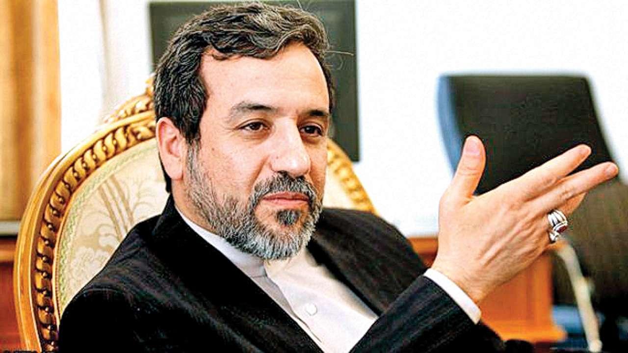 Abbas Araghchi, Iran