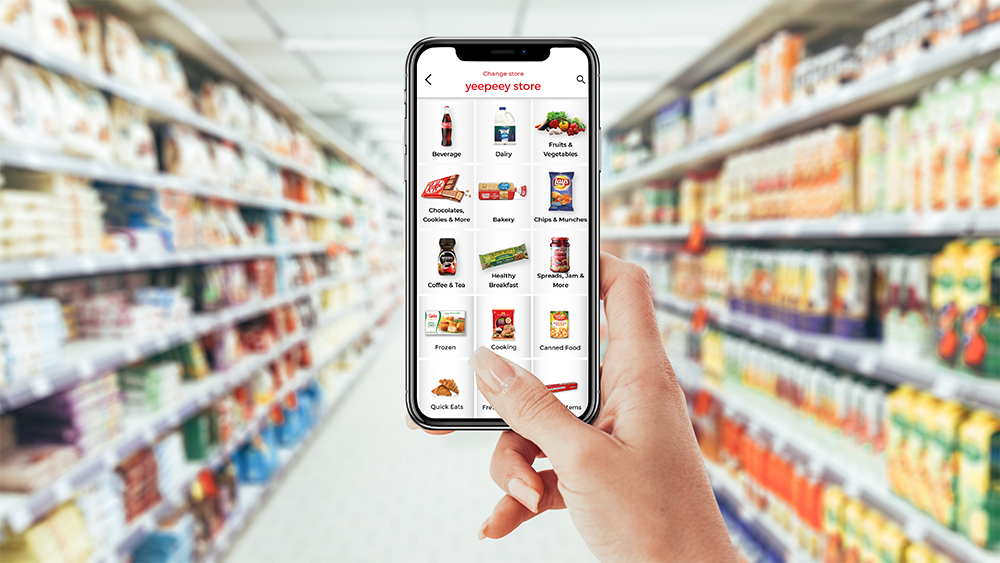 Pocket Friendly E-Grocery App Yeepeey Launched For Dubai