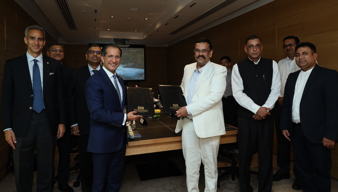The Oberoi Group Signs MoU with EESL to Expand Sustainability Initiatives