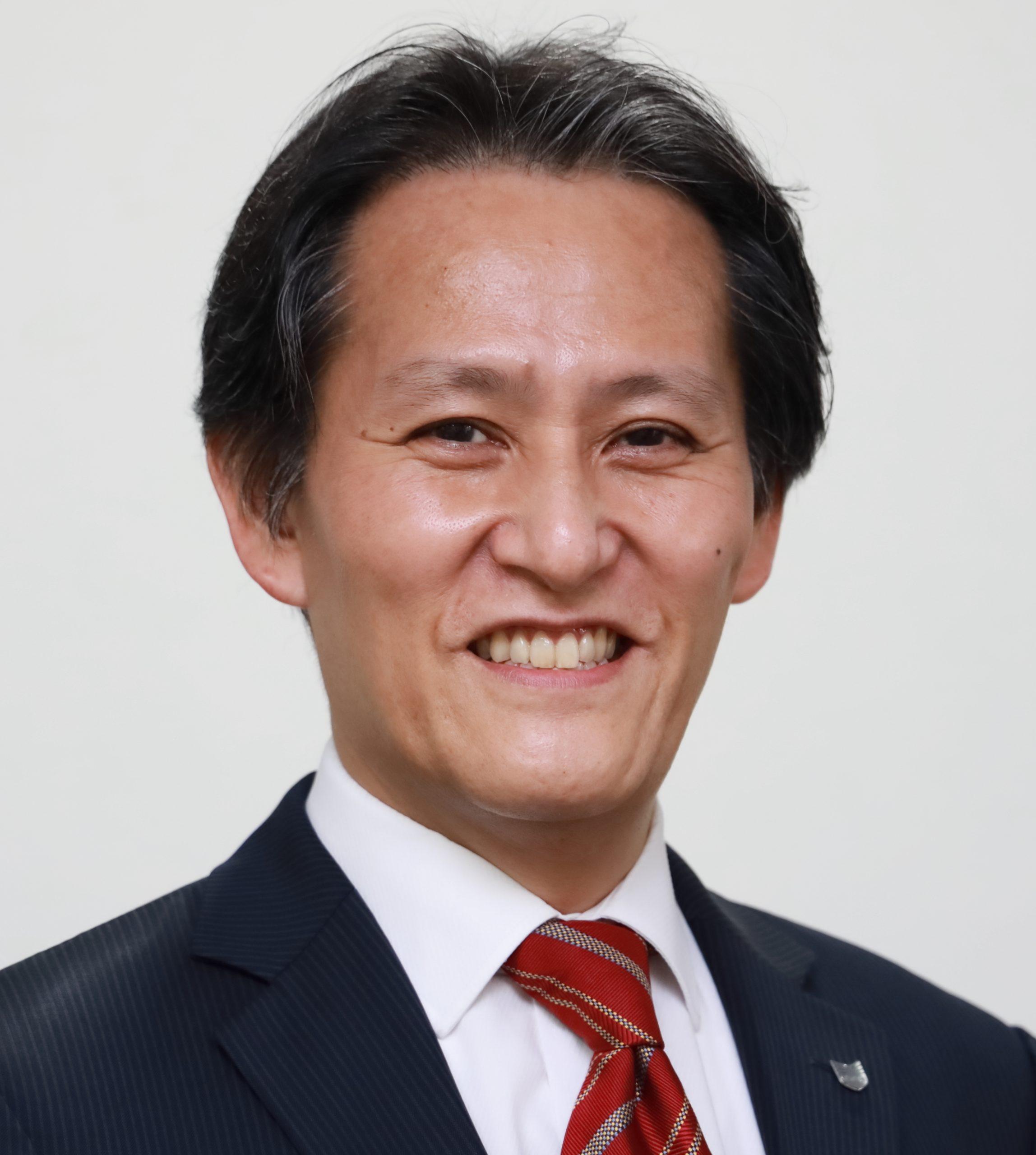 Mr. Manabu Yamazaki, Canon India