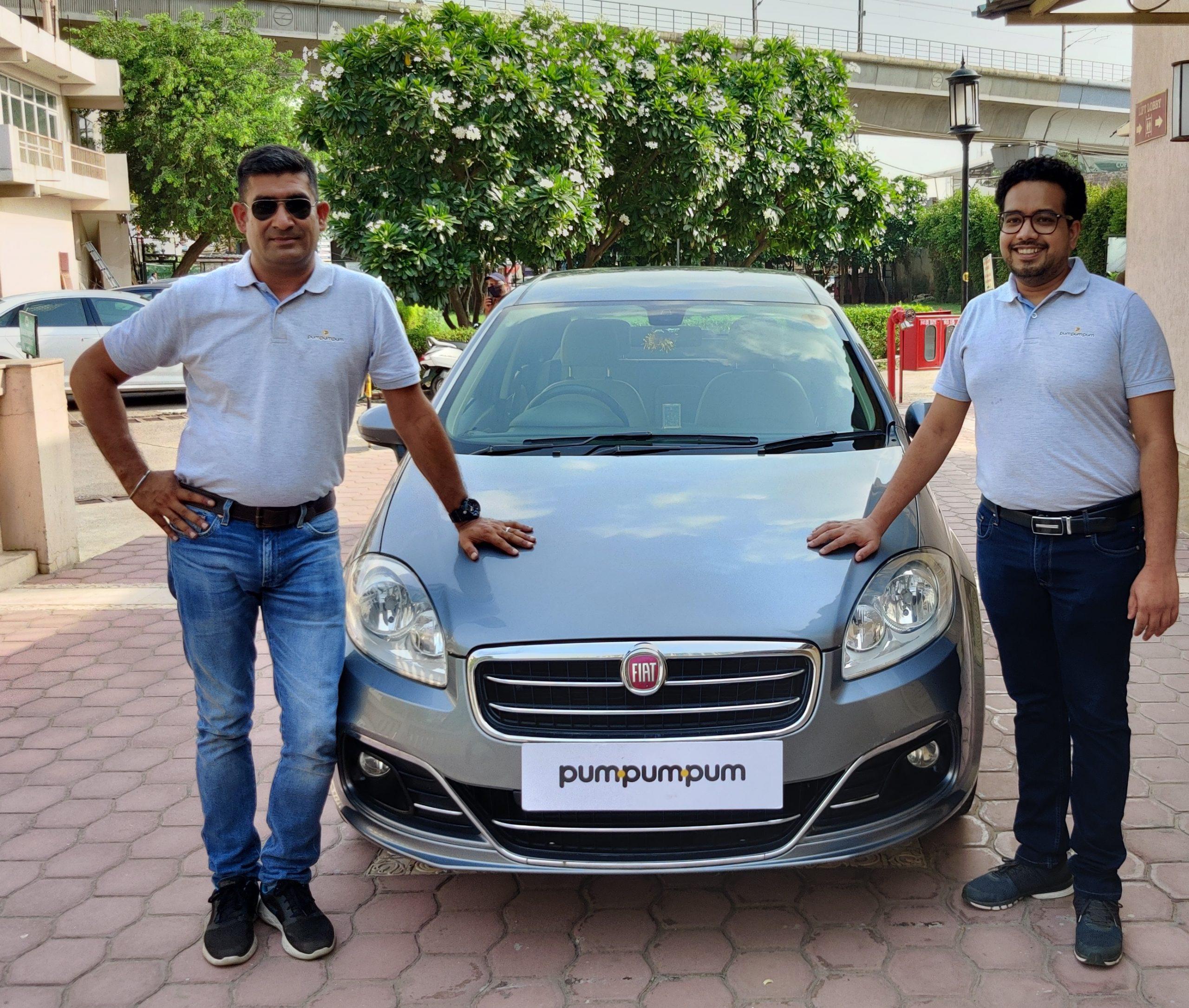 Car Leasing Startup PumPumPum Raised INR 5.5 Cr in Pre-Series A Funding by Inflection Point Ventures