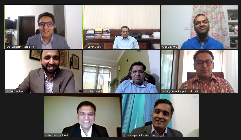 MediaTek to Strengthen Indian Footprint Through New OEM Collaborations