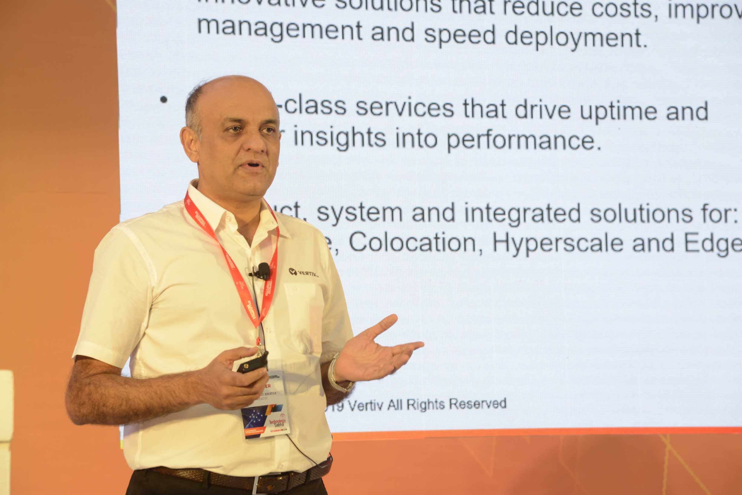 Advanced Technology Infra Helping in India's Vaccination Drive: Vertiv
