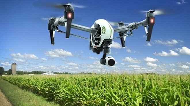 Telangana Agricultural Varsity, Agritech, Drone