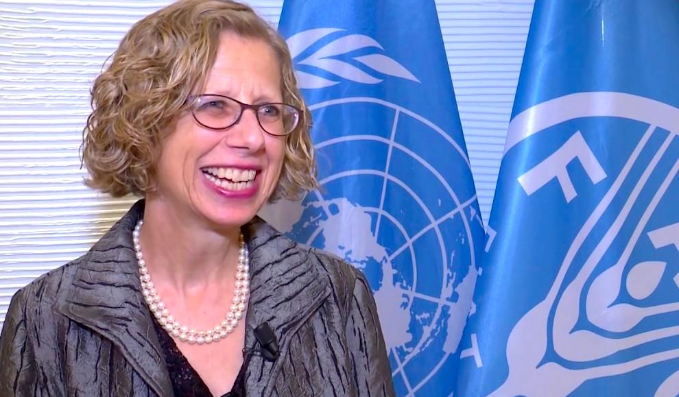 Inger Andersen, UNEP