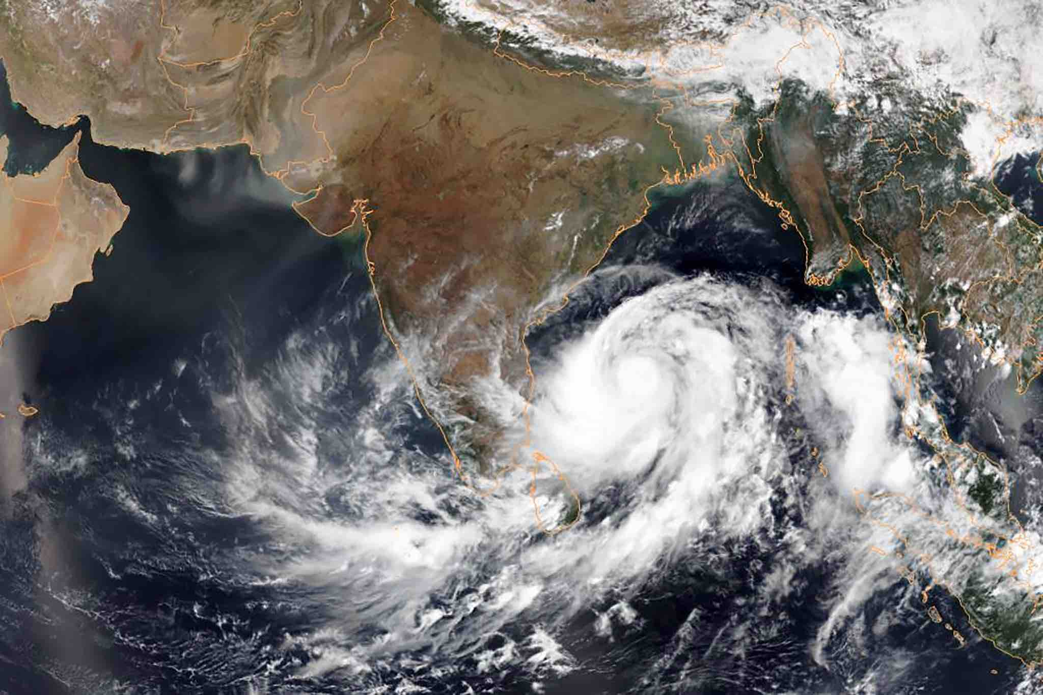 MET Office Predicts Severe Cyclonic Storm In West Bengal And Odisha Region