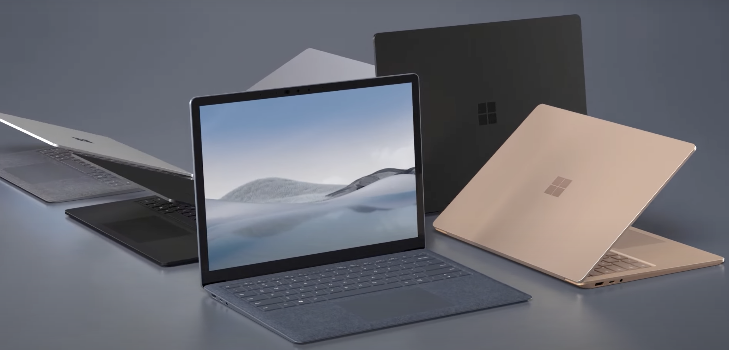 Microsoft Launches Surface Laptop 4 to India for Hybrid Work Era