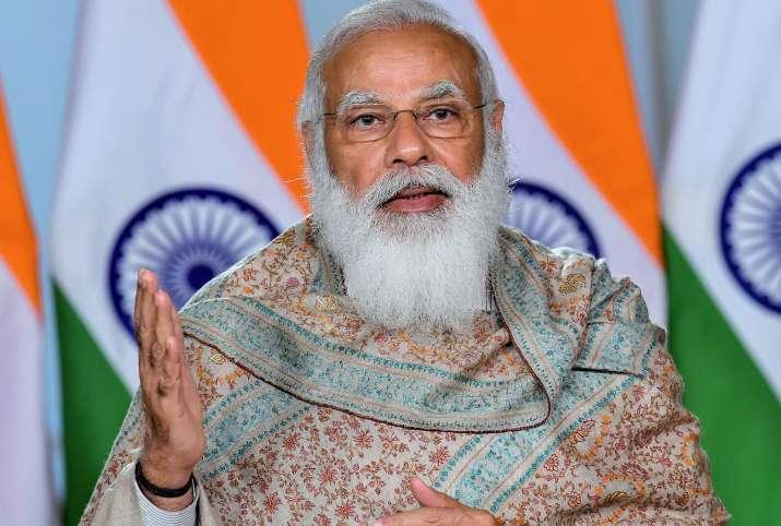 Narendra Modi, Leadership