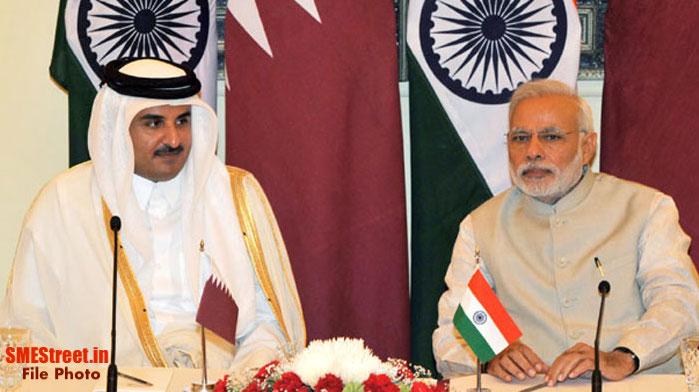 Qatar, India