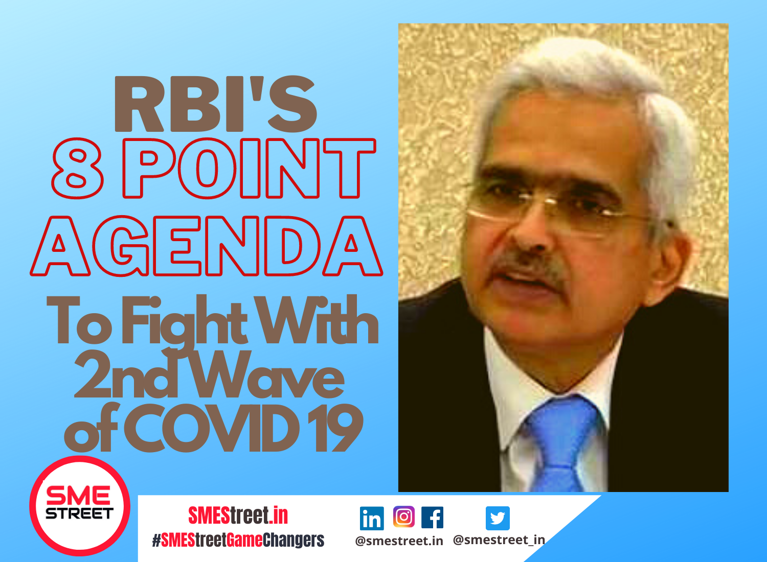 RBI's 8 Point COVID 2nd Wave Relief Agenda