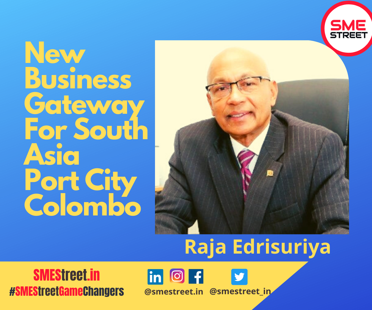 Port City Colombo Becoming the Business Gateway to South Asia