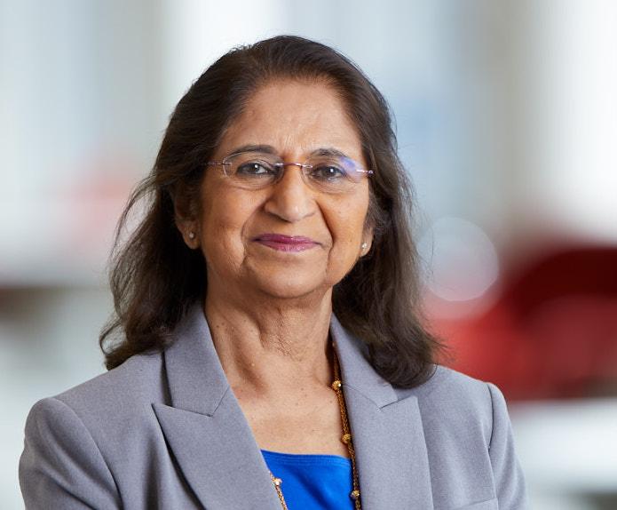 Sumita Mitra, European Inventor Award 2021 Finalist.