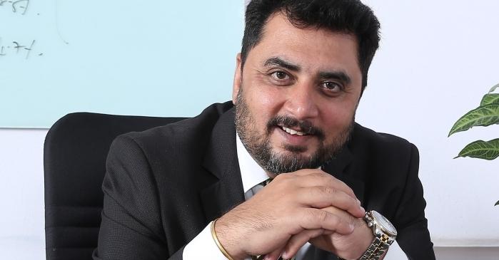 Uday Sharma, Spoton Logistics