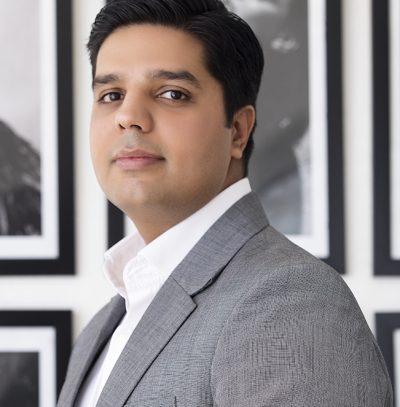 Ambud Sharma, Founder, Escaro Royale