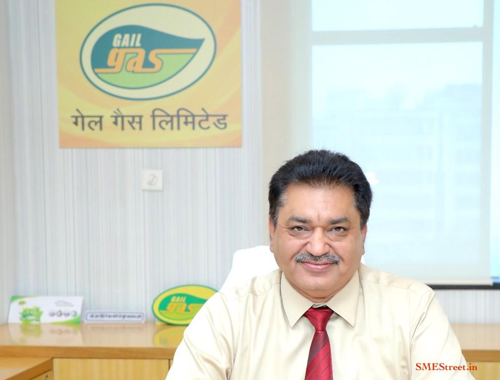 Raman Chadha , GAIL Gas Limited