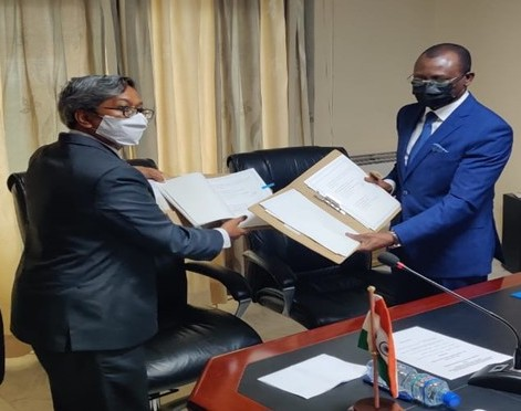 Exim Bank Of India Extends Line Of Credit of USD 40 Million for Togo Government