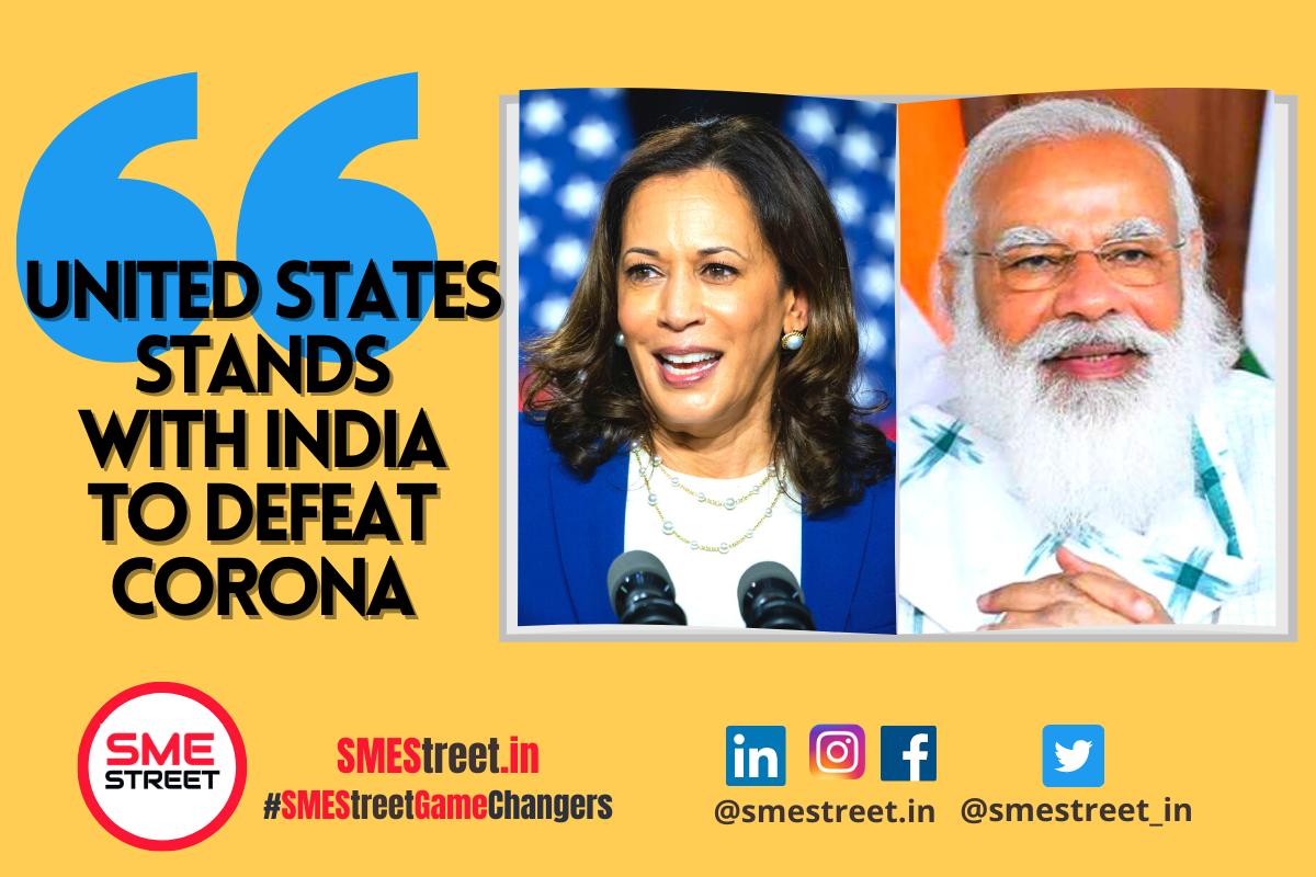 Kamala Harris, Narendra Modi, USA -India, SMEStreet