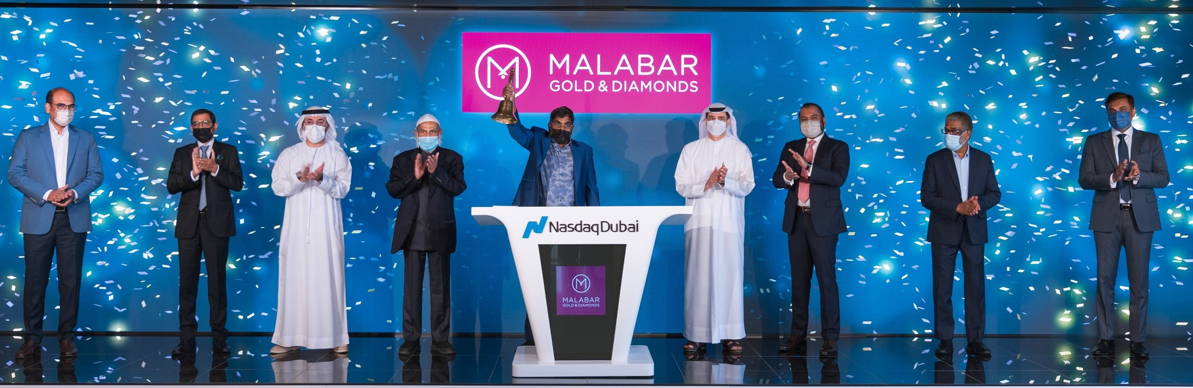 Malabar Gold & Diamonds Redomiciles to DIFC and Joins Nasdaq Dubai's Private Market
