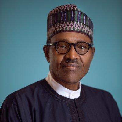 Muhammadu Buhari, Nigeria, Twitter