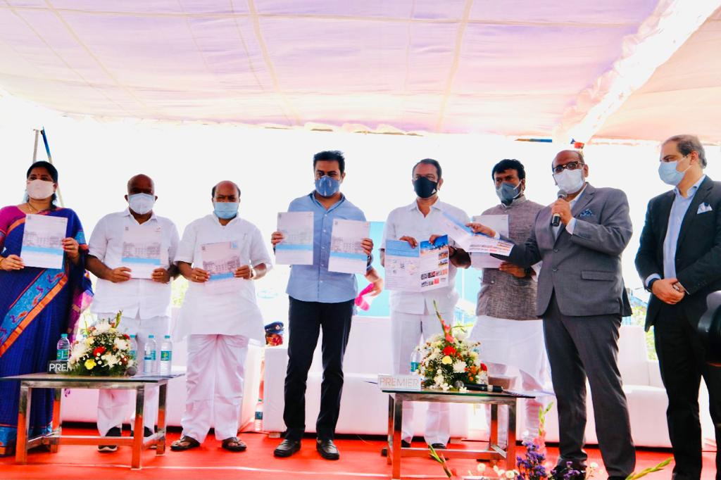 Ramky Enviro Partners with GHMC to Launch 2nd Construction and Demolition Recycling Facility in Hyderabad