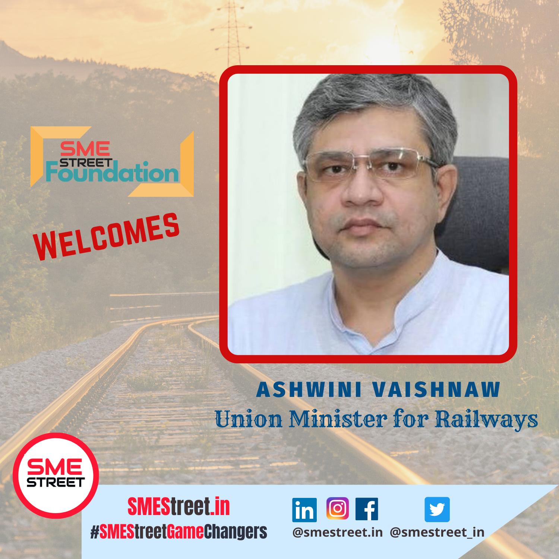 Ashwini Vaishnaw Joins Railways, Communication, Electronics & Information Technology Ministries As the Union Minister