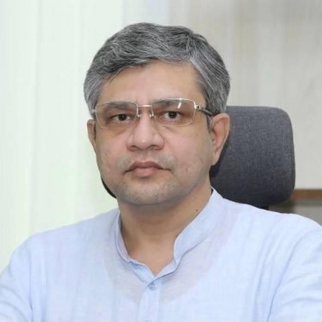 Ashwini Vaishnaw, railways Minister
