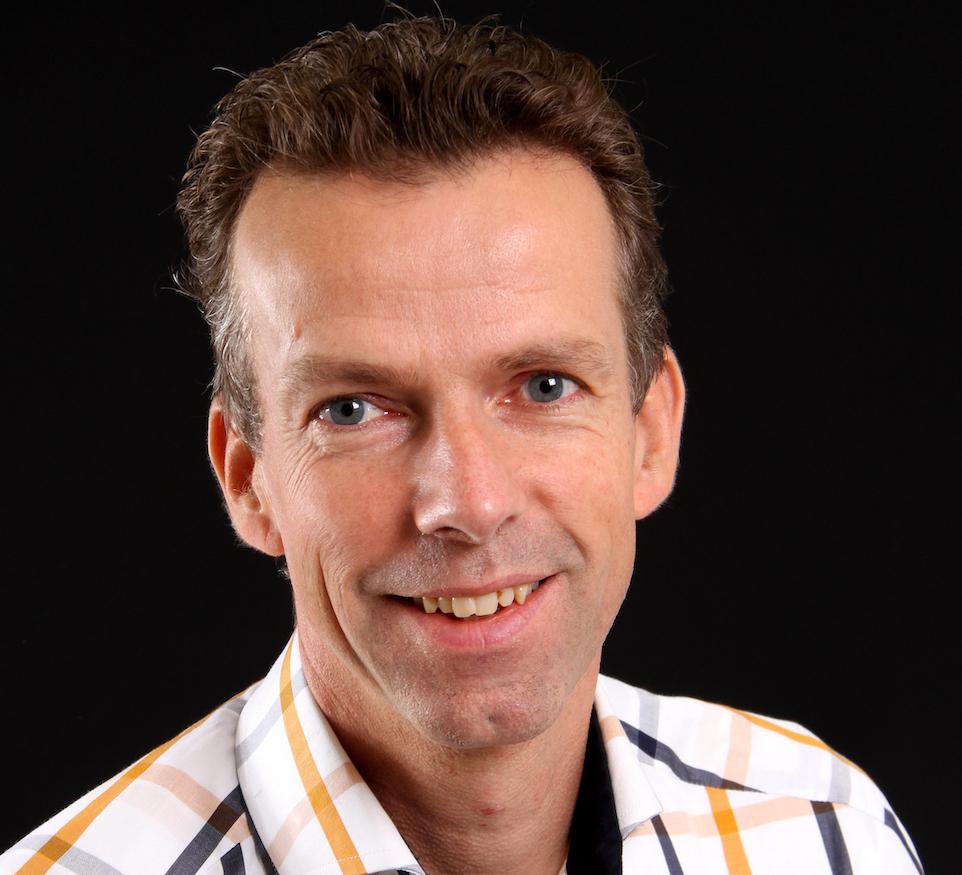 Berend-Jan van Maanen, CEO, InTWO
