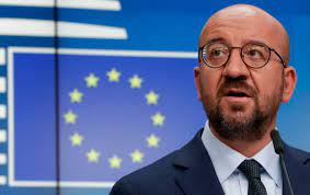 European Council's Charles Michel Welcomes Global Tax Reform