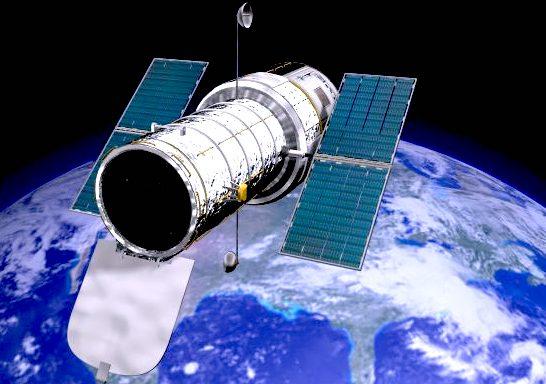 Hubble Space Telescope , NASA