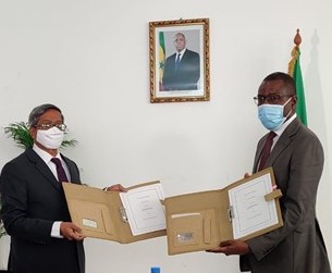 India Exim Bank Extends Buyer's Credit Facility of USD 35.26 Million for Senegal