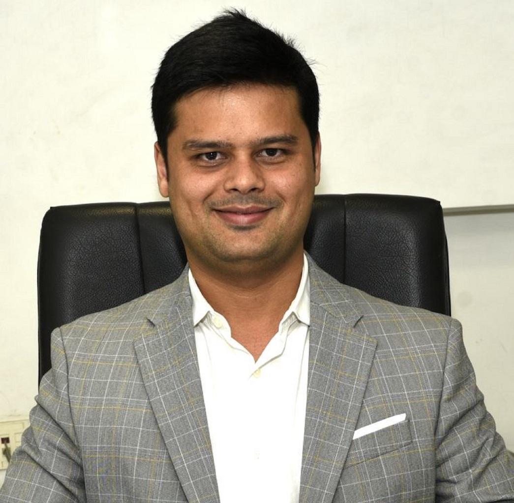 Mr. Krishnakant Mathuria, Co-Founder, CyberNX