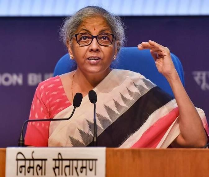 Nirmala Sitharaman Addresses USIBC Roundtable