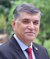 Subhash Kumar, ONGC