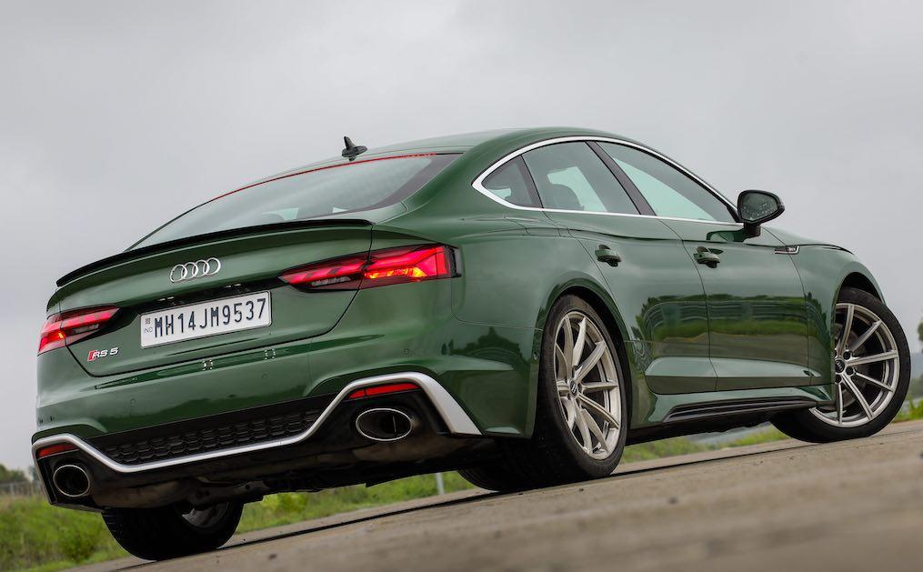 Audi RS 5 Sportback, Audi