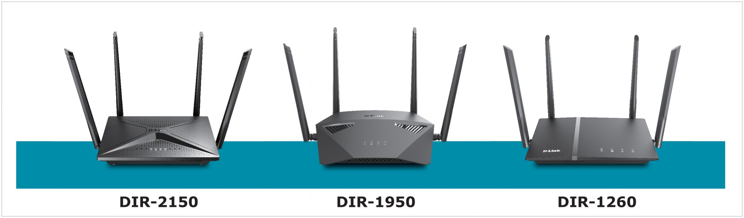 D-Link's new feature-rich Routers based on 11AC Wireless technology