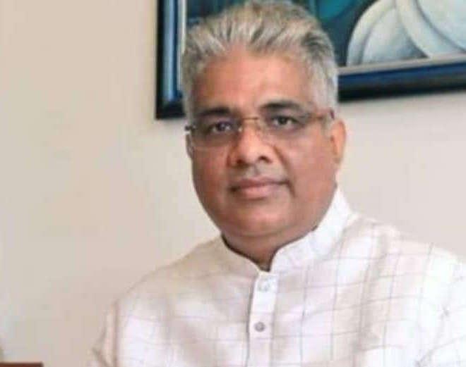 Bhupender Yadav , Environment Minister