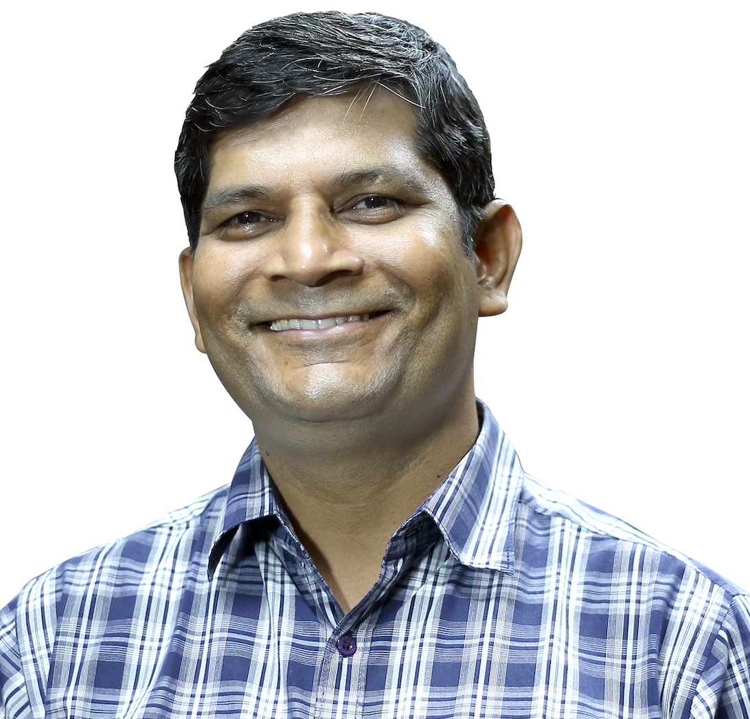 Kumar Vembu, CEO and Founder, GOFRUGAL