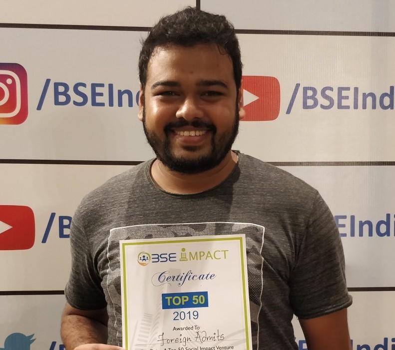 Mr Nikhil Jain, Co-Founder & CEO, ForeignAdmits