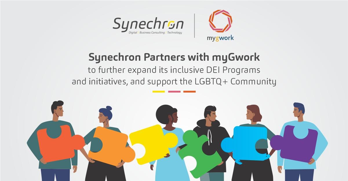 Synechron x myGwork