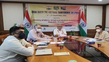 BB Swain , MSME Secretary, MSME
