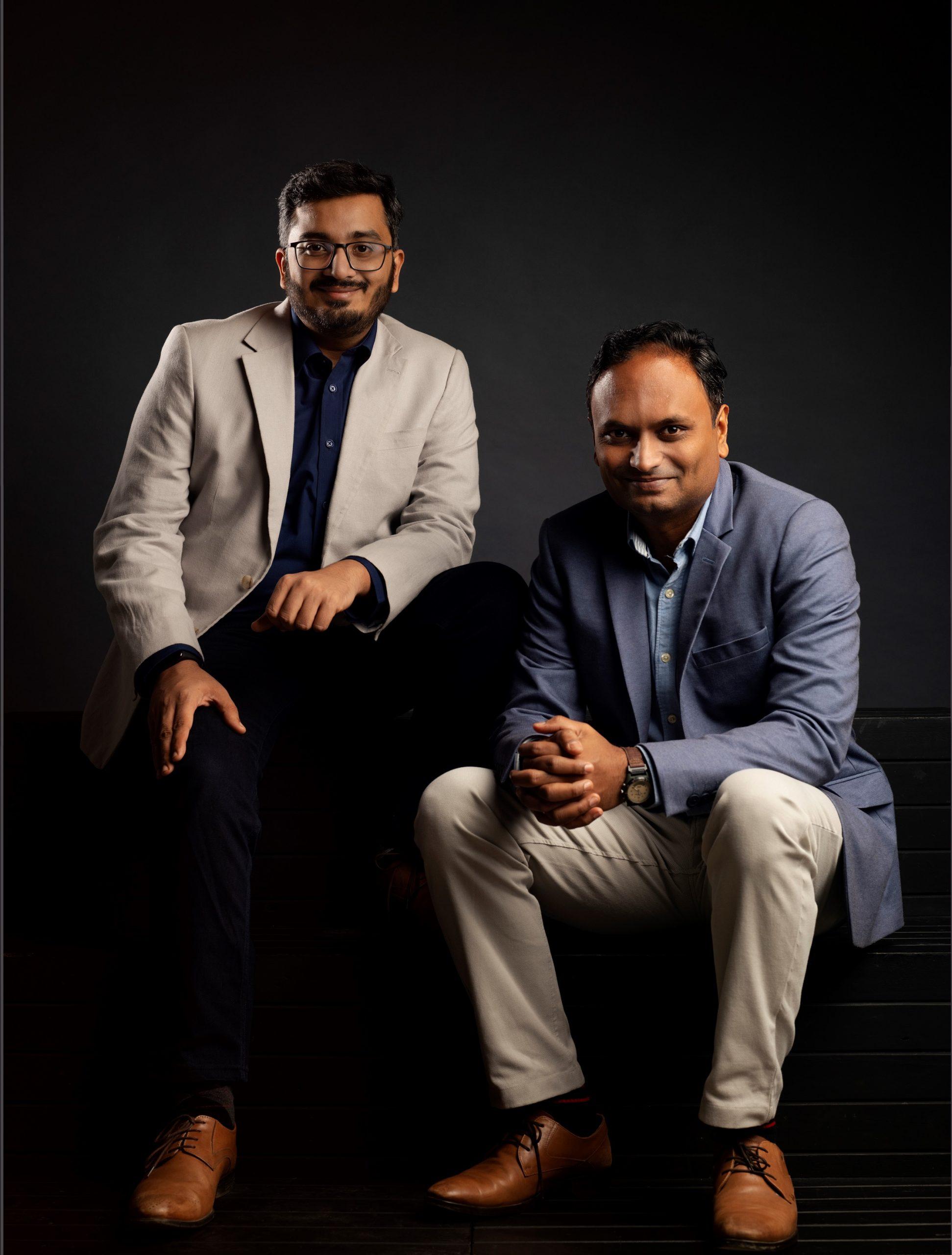 Kevin Parekh & Ashish Korde, Founders, Proeon