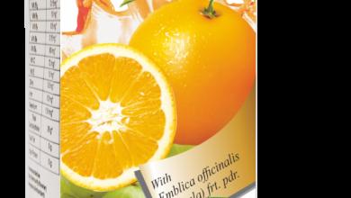 Mulmina Amla Orange