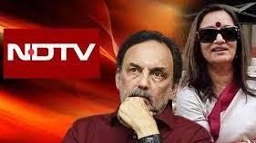 NDTV, Pranoy Roy