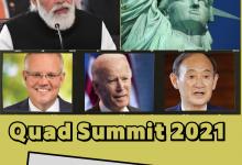 Quad Summit 2021, Narendra Modi, Scott Morrison, Joe Biden