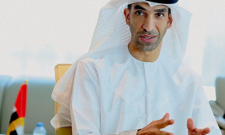 Thani bin Ahmed Al Zeyoudi, UAE, India, CEPA